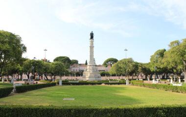 Jardim da Praça Afonso de Albuquerque